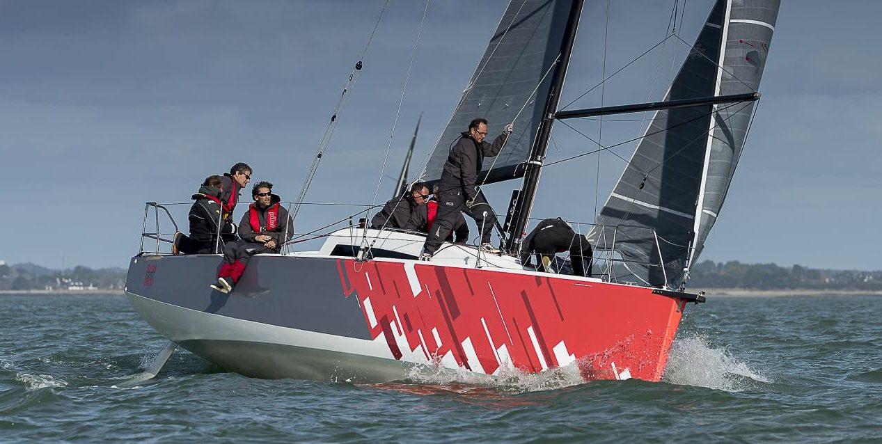 sailing class on a jeanneau sun fast 3600