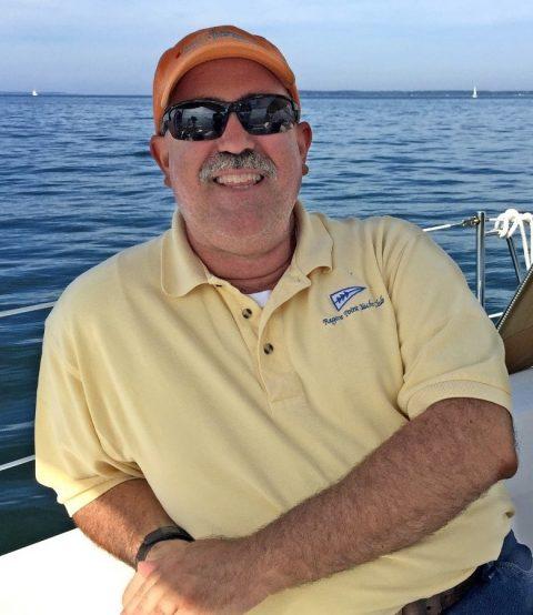 Captain Barry Newland