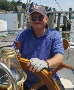 Captain Jim Makin