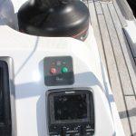 Jeanneau 519 depthfinder and sonar