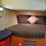 Hunter 49 cabin aft starboard